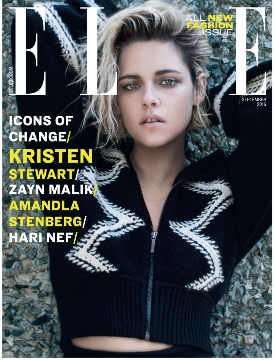 ELLE UK September 2016 Image