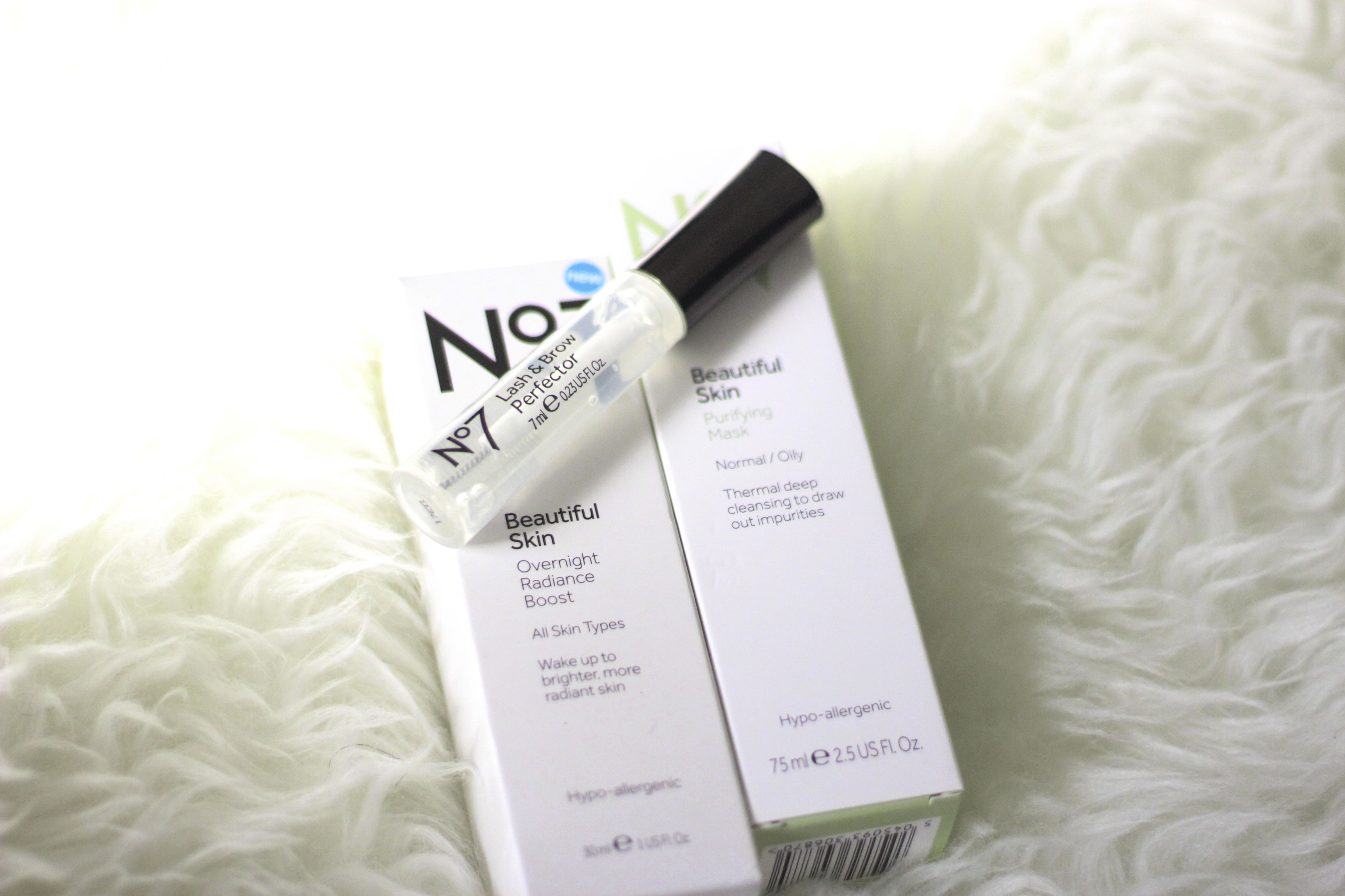 Product Review: Boots No 7 Products - fashionandstylepolice ...