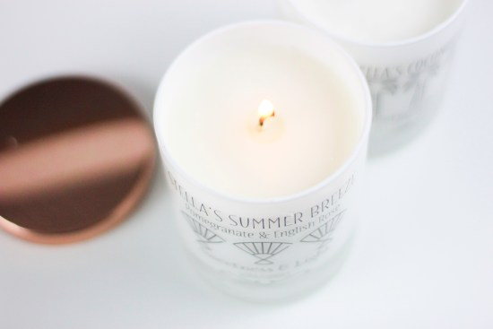 Summer Candle Image