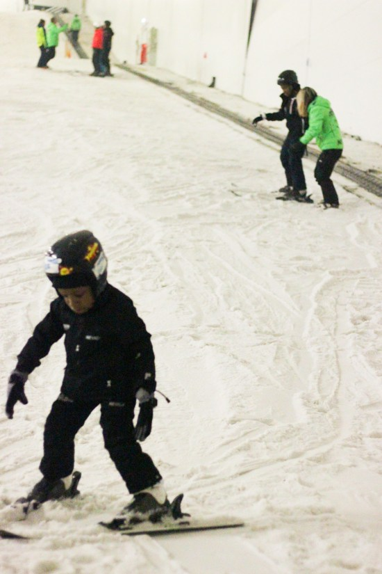 Indoor Ski Snozone Image