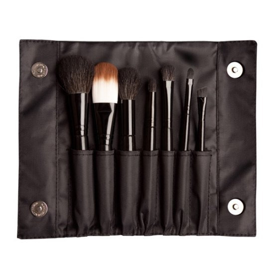 Sleek MakeUp 7 Piece Brush Set Image