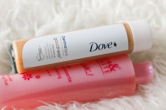 Dove Goodness Body Oil image