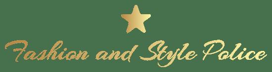 Fashion and Style Police Blog Logo Image