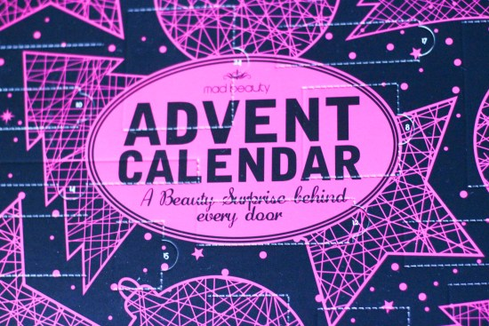 Mad Beauty Advent Calendar Image