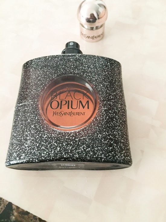 YSL Black Opium review image