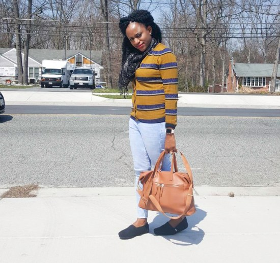 Fashion Blogger in Maryland Image