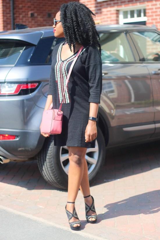 Fashion Blogger in Stilettos Image