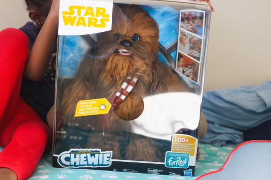 Star Wars Chewie Review Image