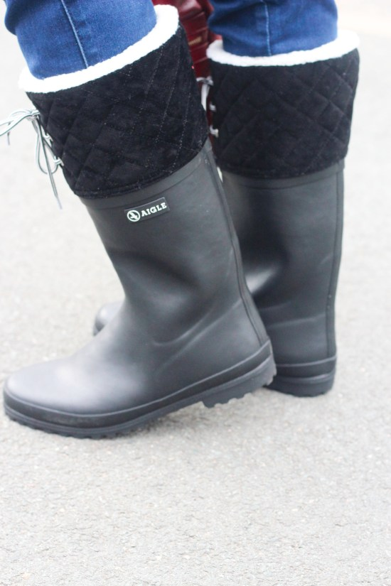 Welly Boots Picture
