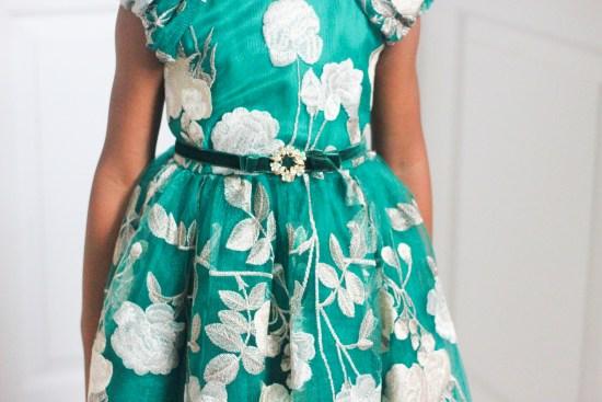 Luxury dresses for children image