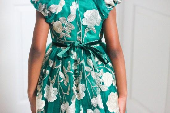 Designer dresses for kids image
