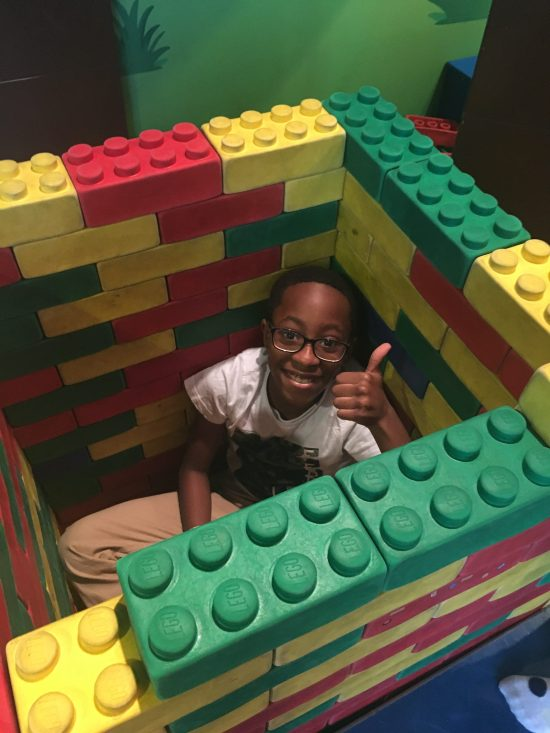 Legoland Manchester picture