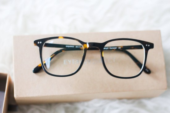 SEQUENCE Amber Tortoise Eyeglasses review image