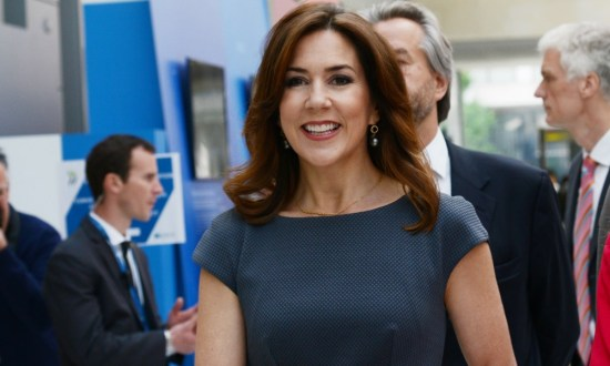 Crown Princess Mary, Denmark picture