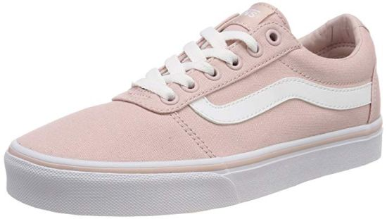 Vans Women's Ward Canvas Low-Top Sneakers picture