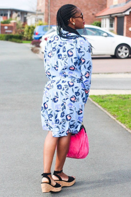 GANT Floral Shirt Dress Image