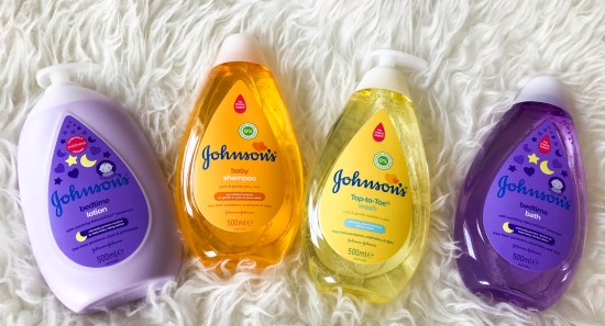 Johnson's Baby Products Image