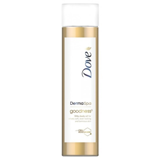 Dove Derma Spa Goodness 3 Body Oil Picture