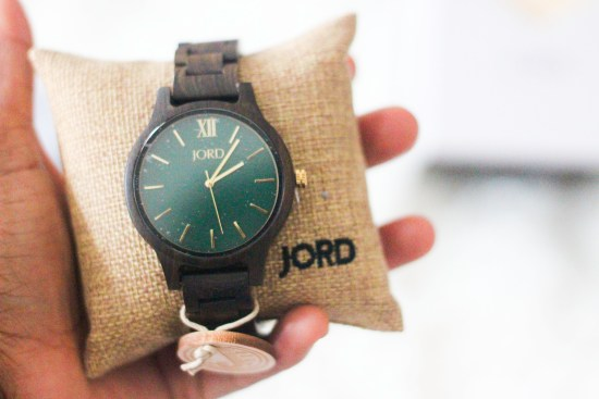 JORD Wood Watch Image