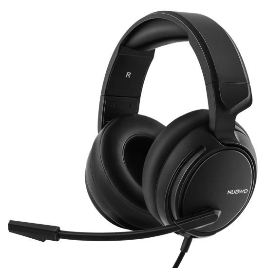 Over Ear Headphones with Noise reduction Mic picture
