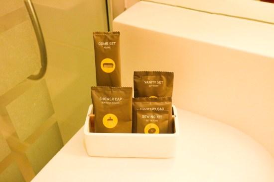 Novotel Hotel Bathroom Picture