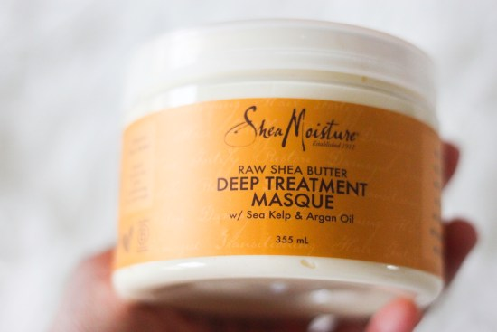 SheaMoisture Masque image