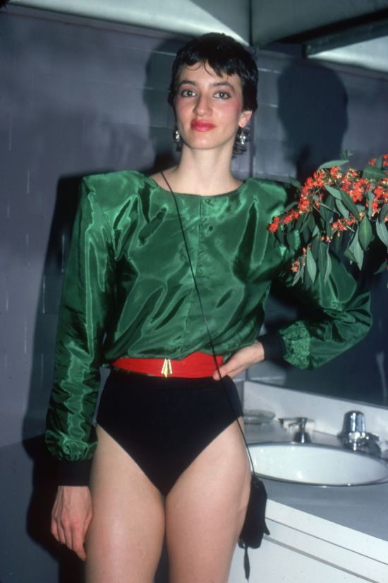 80s fashion image
