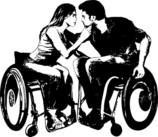 dating tips for disabled couples image
