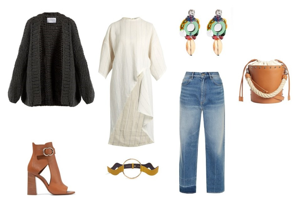 Today's Edit: Transitional dressing