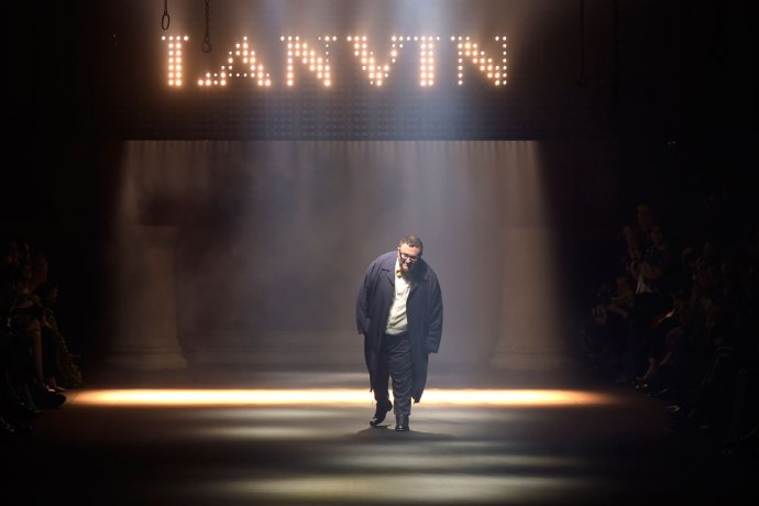 Alber Elbaz leaving Lanvin after 14 years