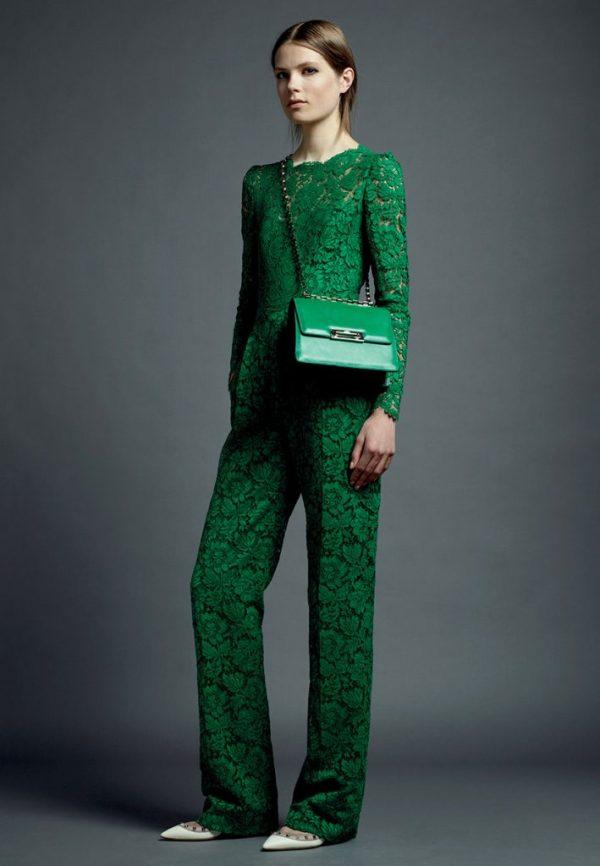Зеленый Цвет в Одежде, Красивые Сочетания с Другими ...