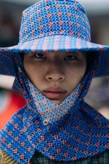 9390138b716b Ako nosiť baret  Fotografie v rôznych štýloch. Výber nití a ...