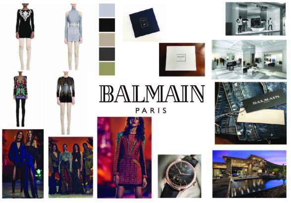 balmain-moodboard