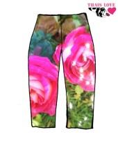 ROSES PANTS