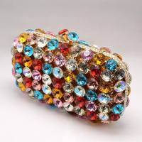 Elegant Beaded Clutch