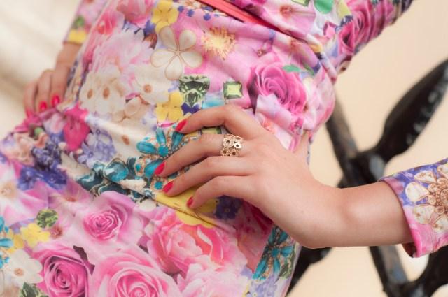 pink floral 2