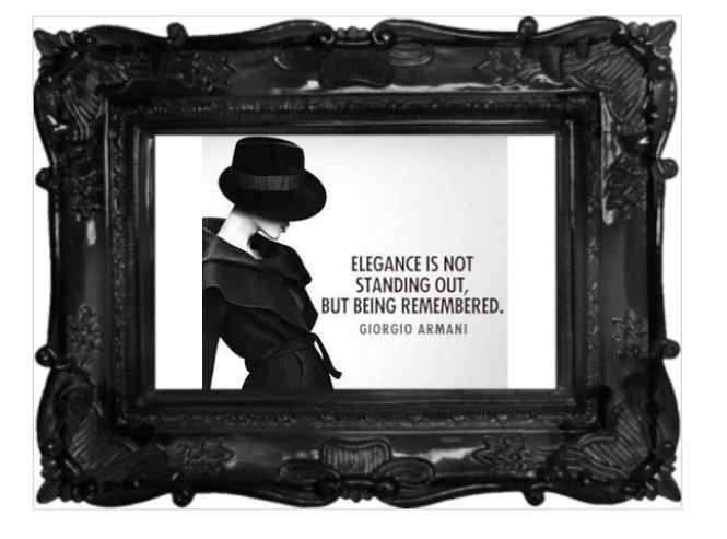 armani - elegance