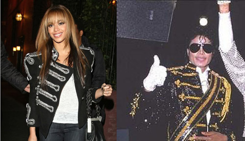 beyonce michale jacket Everything Old is New Again: Hammer Pants, Jackson Jackets, and Prince Hair