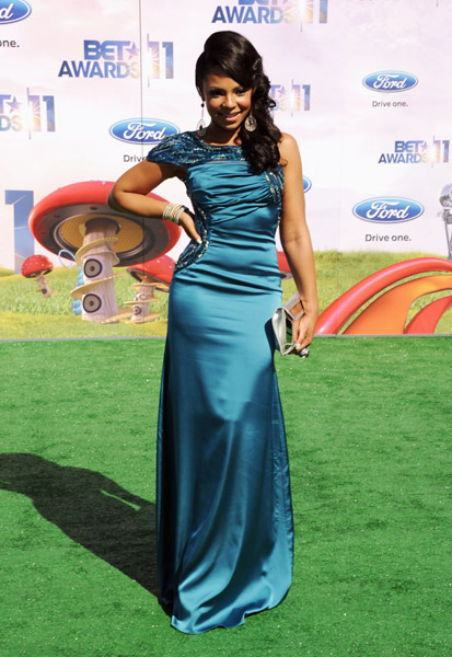 Ashanti 2011 BET Awards