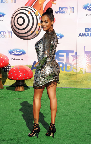 Lala Vazquez 2011 BET Awards
