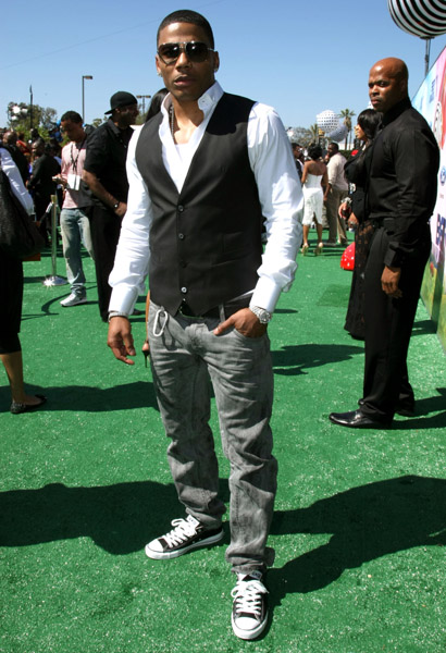 Nelly 2011 BET Awards