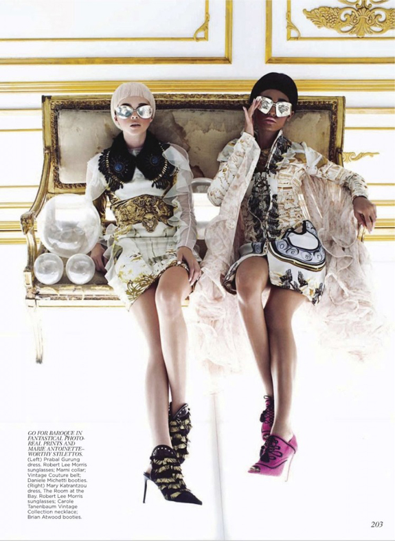 flare-2012-09-sep-dragged-15-Hannah Glasby and Melie by Chris Nicholls for Flare Magazine September 2012