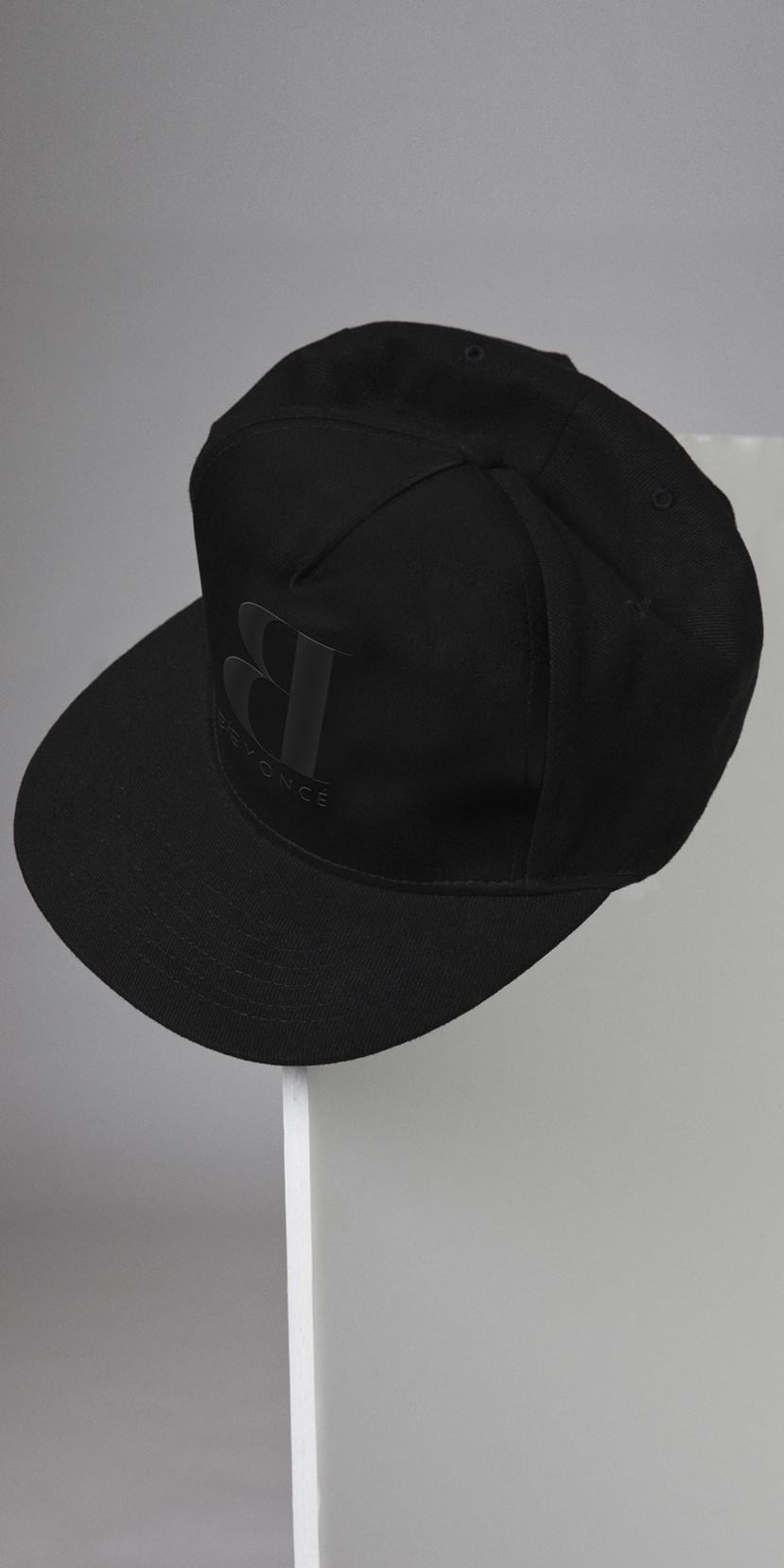 beyonce-embroidered-tonal-logo-snapback