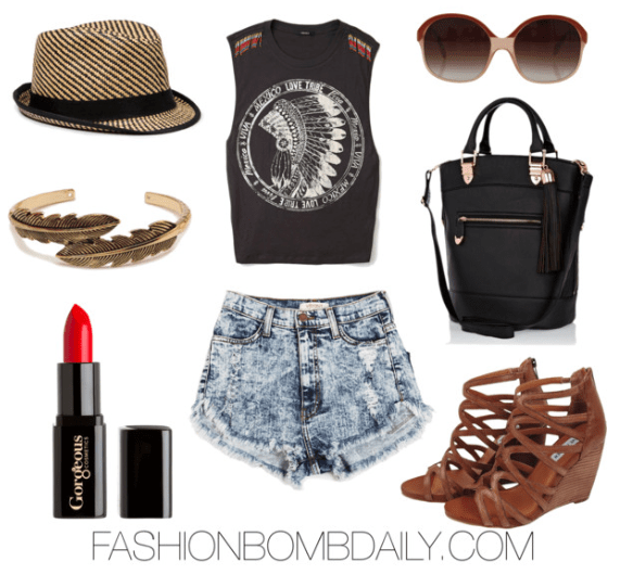 What to Wear to a Summer BBQ 2