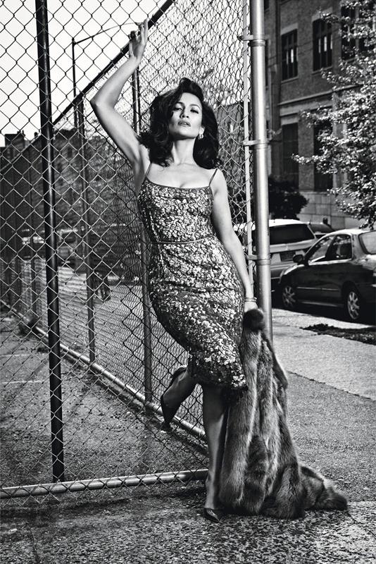6  Jennifer Lopez by Mario Sorrenti for W Magazine