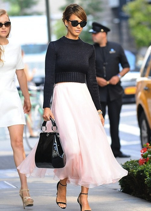 Jessica Alba fashion