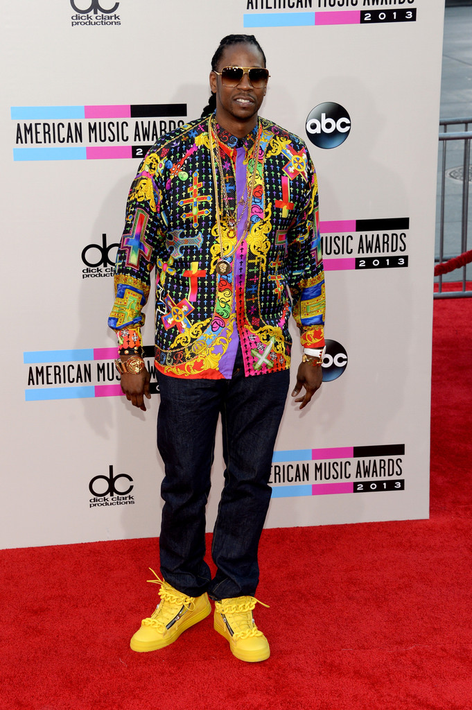 2 chainz american music awards 2013 2 chainz versace