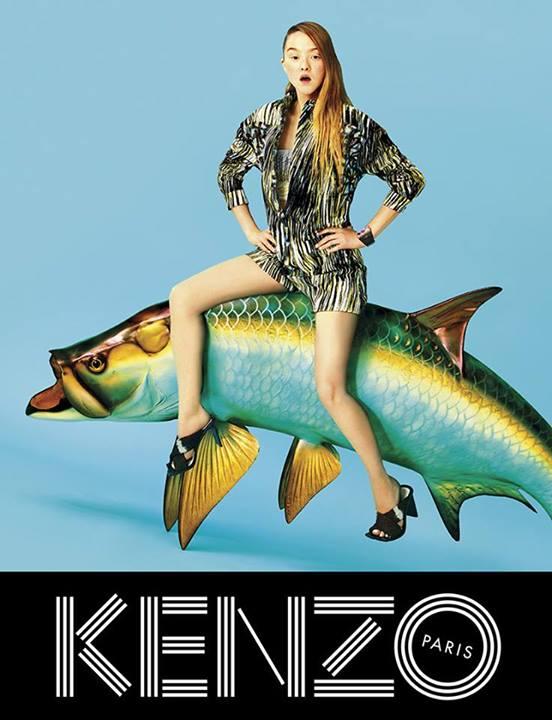 devon-aoki-paul-boche-kenzo-spring-2014-ad-campaign-3