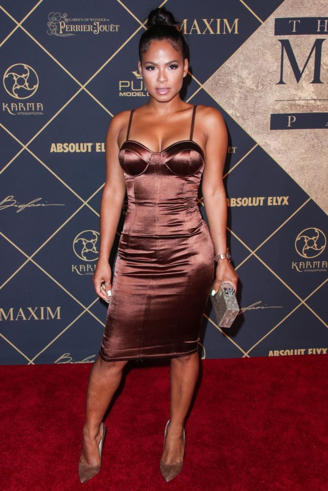 Who Wore It Better Christina Milian Vs Teyana Taylor In