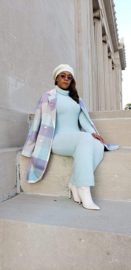 Fashion Bombshell of the Day: Saidah from Louisiana